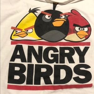ANGRY BIRDS SIZE 2XL